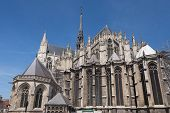 Notre-dame Of Amiens Cathedral