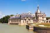 Castle Of Chantilly, Picardie