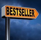 bestseller top product, most wanted item sales promotion best seller book best value