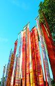 Thai Temple Banners