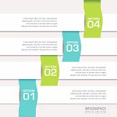Modern Colorful Infographic icon Banners