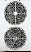 picture of air conditioner  - Ventilator White Fan Of Air Conditioners in thailand - JPG