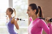 picture of training gym  - fitness - JPG