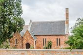 picture of trinity  - Holy Trinity Church in Caledon an important town in the Overberg region in the Western Cape Province of South Africa - JPG
