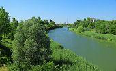 pic of serbia  - River Begej  - JPG