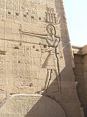 Pharaoh, Philae Temple