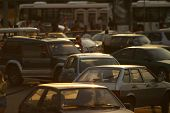 Congestionamento de trânsito
