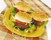 Texan Hamburgers