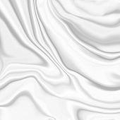 White Satin Or Silk