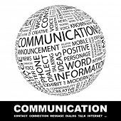 stock photo of dialect  - COMMUNICATION - JPG