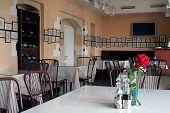 Restaurant Interior #1