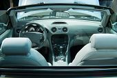 Mercedes Interior