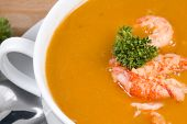 Detailed Picture Of Fish Soup
