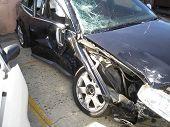 Accidente automovilístico 3