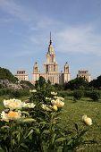 Mgu, State University Of Moscow