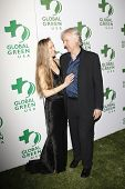 LOS ANGELES - MAR 3: James Cameron and Suzy Amis at the Global Green USA 7th Annual Pre-Oscar Party 'Greener Cities for a cooler Planet at Avalon in Los Angeles, California on March 3, 2010