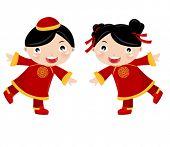 New Year _children,chinese