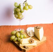 Grape And Cheese