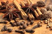 Brown Spices