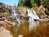 Lower Falls of Gooseberry