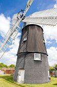 Wicken Windmill, East Anglia, England