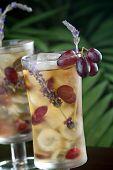 Lavender Grape Iced Tea