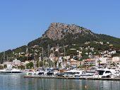 L'Estartit marina, costa blanca, Spain