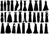 Set of dresses