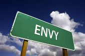 Envy Road Sign