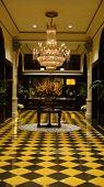 Us Grant Hotel Lobby