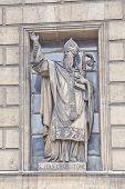 Statue Of St. John Chrysostom, Madeleine Church, Paris