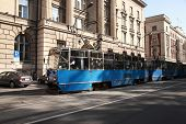 Blue Tram, Krakow