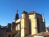 Sarlat Church