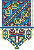 Patrón de ornamento