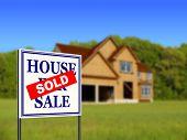 Imóveis vendidos sinal e casa nova