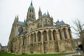 Cathedral Of Bayeux