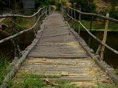 Wonky Bridge