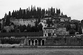 Castel San Pietro Hill, Verona