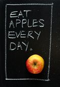 Eat Apples Every Day