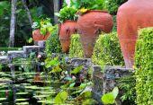 Red Terracotta Pots
