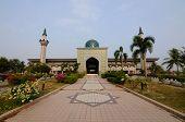 Sultan Abdul Samad Mosque (KLIA Mosque)