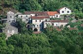 the small village of Godinje has about 60 inhabitants, Montenegro