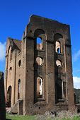 stock photo of blast-furnace  - Lithgow - JPG