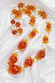 jewelry of amber