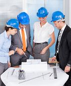 Architect Working Together