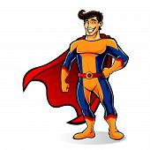 Tuft Superhero