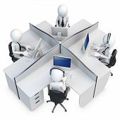 3D Man Support Center