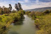 Jordan River Landscape