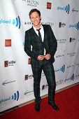LOS ANGELES - APR 12:  Guy Wilson at the GLAAD Media Awards at Beverly Hilton Hotel on April 12, 201