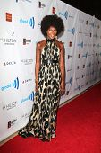 LOS ANGELES - APR 12:  Naomi Campbell at the GLAAD Media Awards at Beverly Hilton Hotel on April 12,